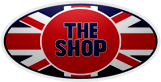 The Shop - footer logo | Norcross and Chamblee Auto Repair